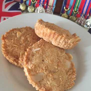 Grain Free Anzac Biscuits