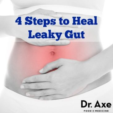 4 Steps to Heal Leaky Gut and Autoimmune Disease