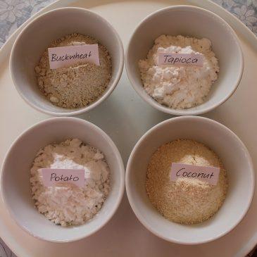 Grain & Nut Free Flour Blend