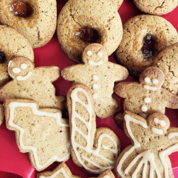 Gingerbread 4 Ways!