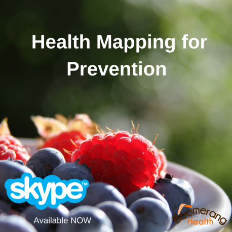 Health Map Prevention